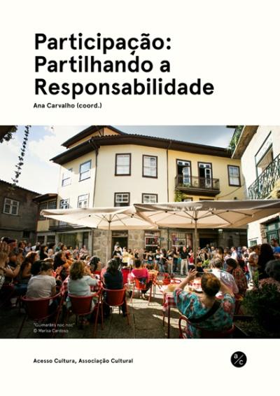 """Capa da publicação """"Participação: partilhando a responsabilidade"""""""